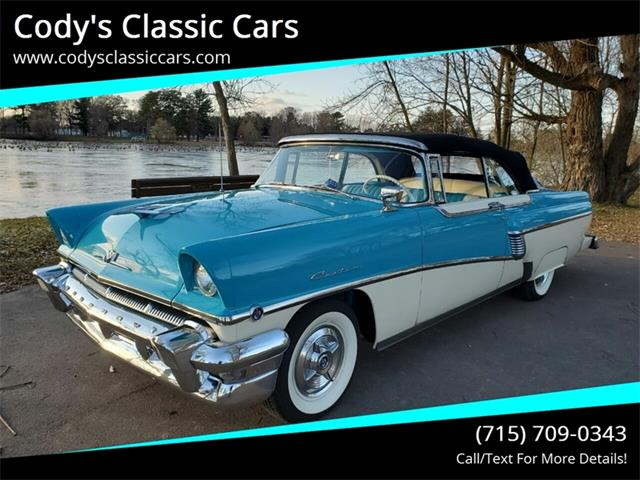1956 Mercury Custom (CC-1303999) for sale in Stanley, Wisconsin