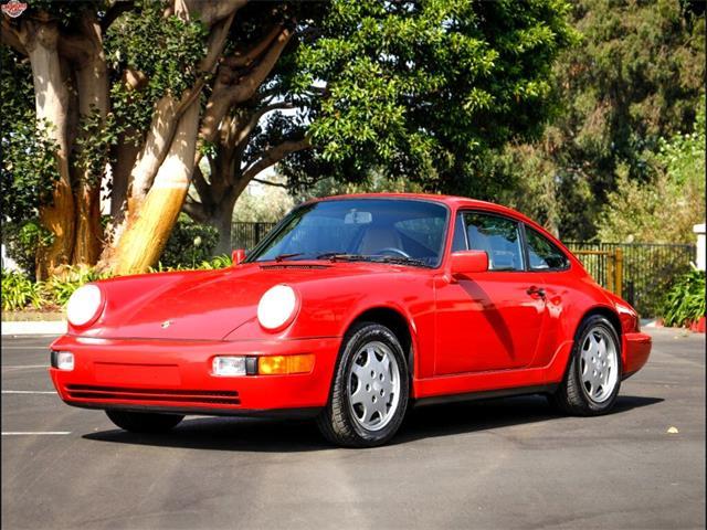 1990 Porsche 964 (CC-1304002) for sale in Marina Del Rey, California