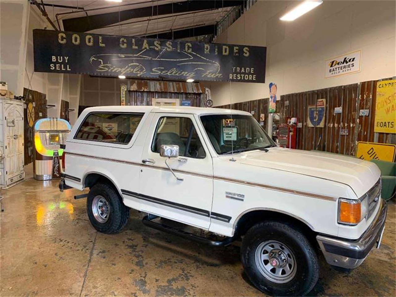 1989 Ford Bronco (CC-1304005) for sale in Redmond, Oregon