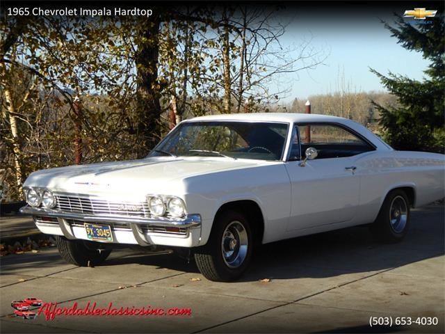 1965 Chevrolet Impala (CC-1304018) for sale in Gladstone, Oregon