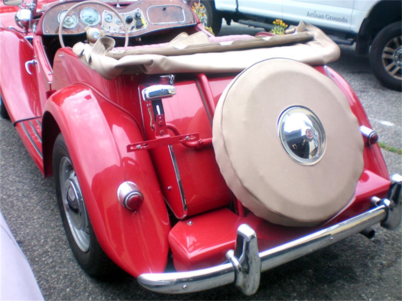 1953 MG MK II TD (CC-1300402) for sale in Rye, New Hampshire