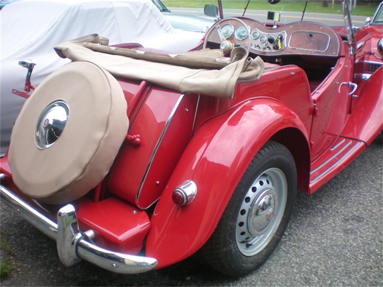 1953 MG TD (CC-1300402) for sale in Rye, New Hampshire