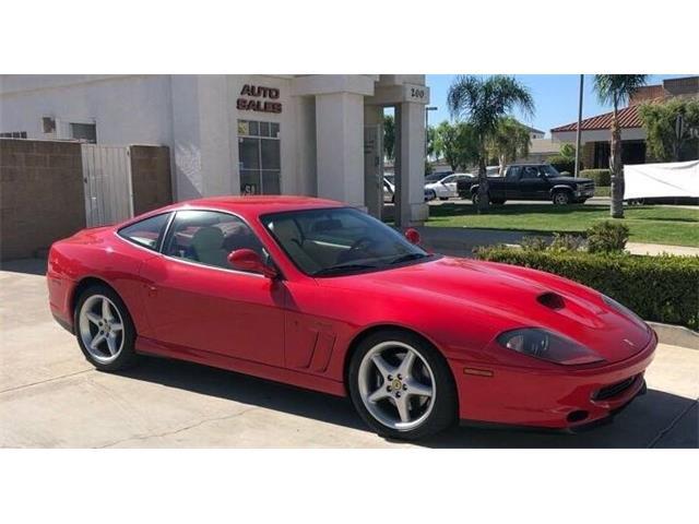 1997 Ferrari 550 Maranello (CC-1304023) for sale in Brea, California