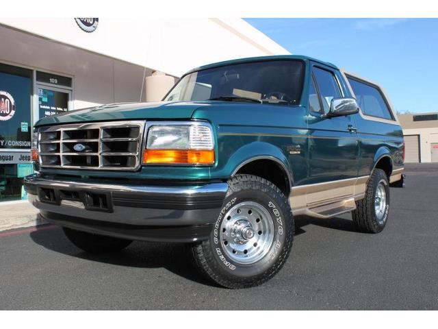1996 Ford Bronco (CC-1304027) for sale in Scottsdale, Arizona
