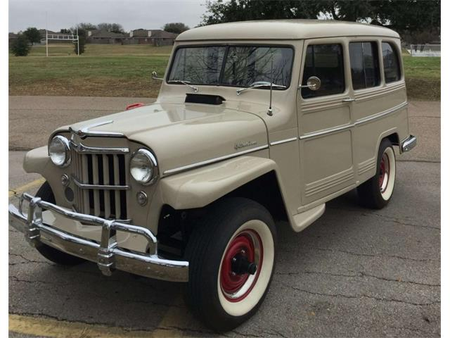 1956 Willys Wagoneer (CC-1304028) for sale in Midlothian, Texas