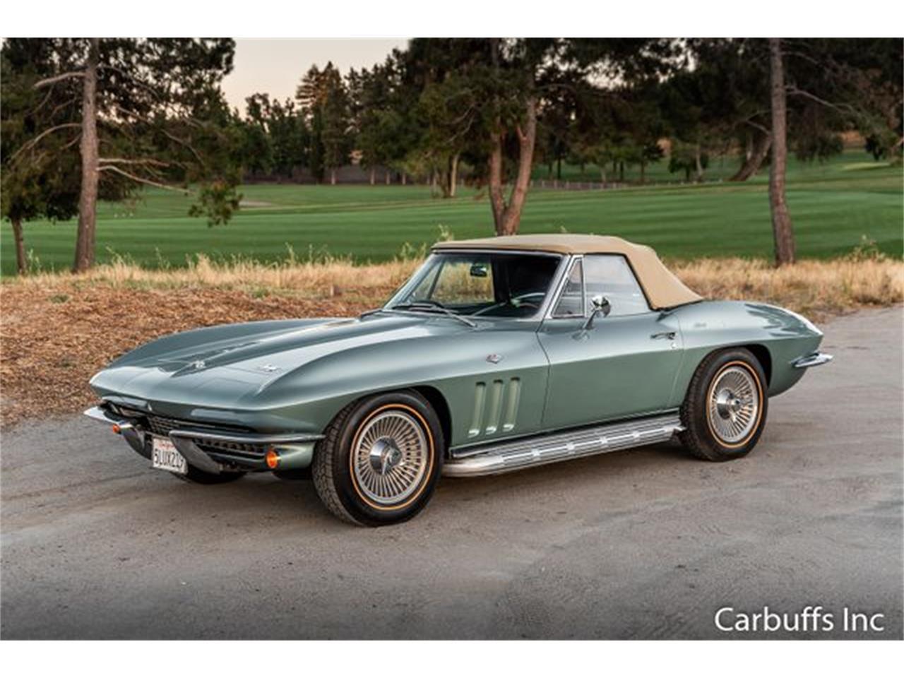 1966 Chevrolet Corvette (CC-1304032) for sale in Concord, California