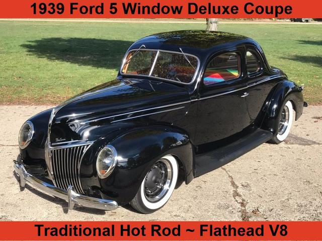 1939 Ford 1 Ton Flatbed (CC-1304041) for sale in Shelby Township, Michigan