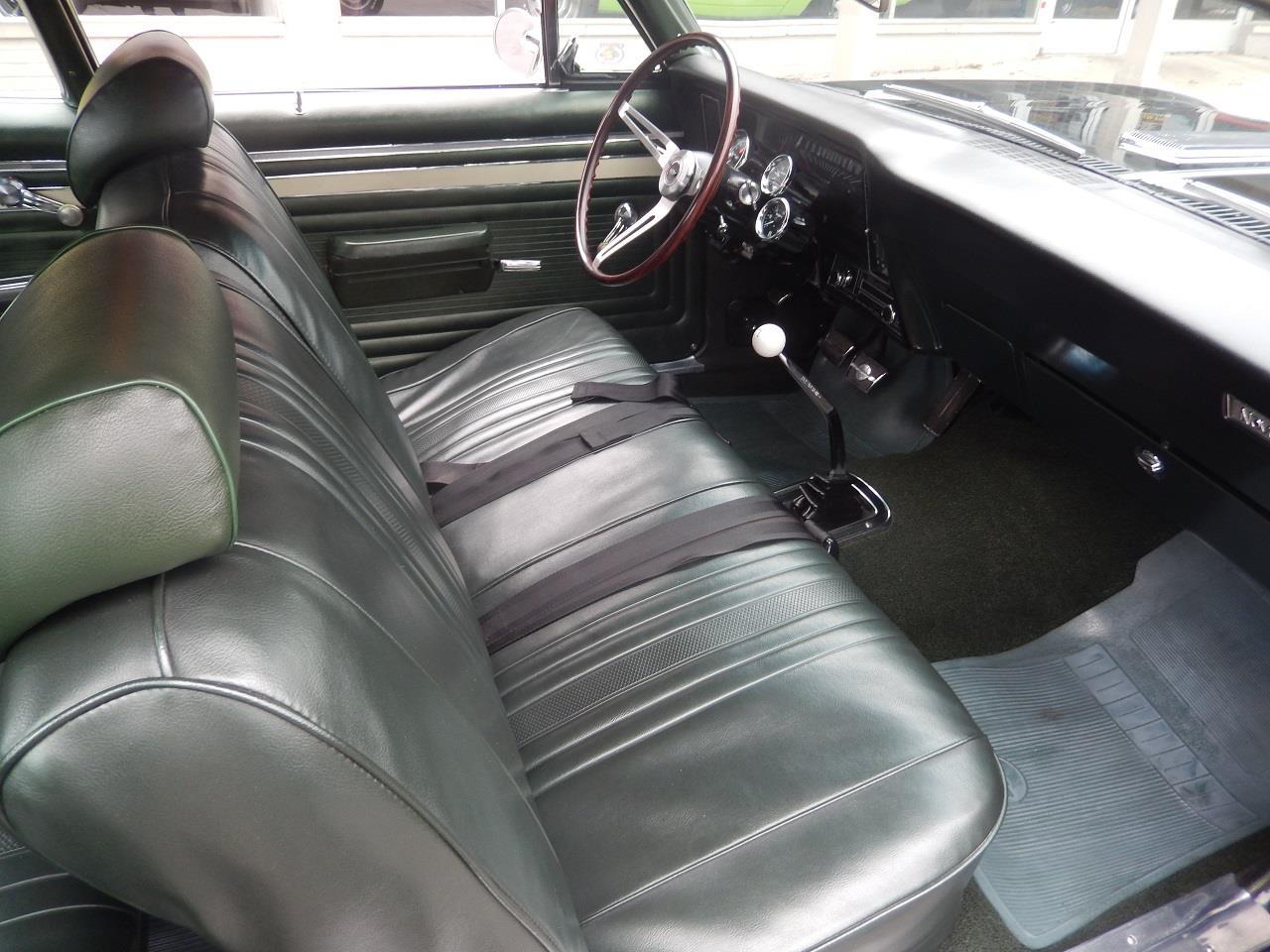 1969 Chevrolet Nova SS (CC-1300405) for sale in Clarkston, Michigan