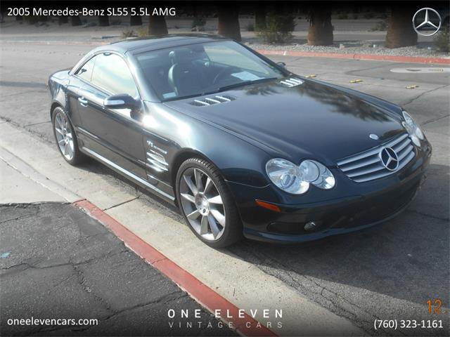 2005 Mercedes-Benz SL-Class (CC-1304051) for sale in Palm Springs, California