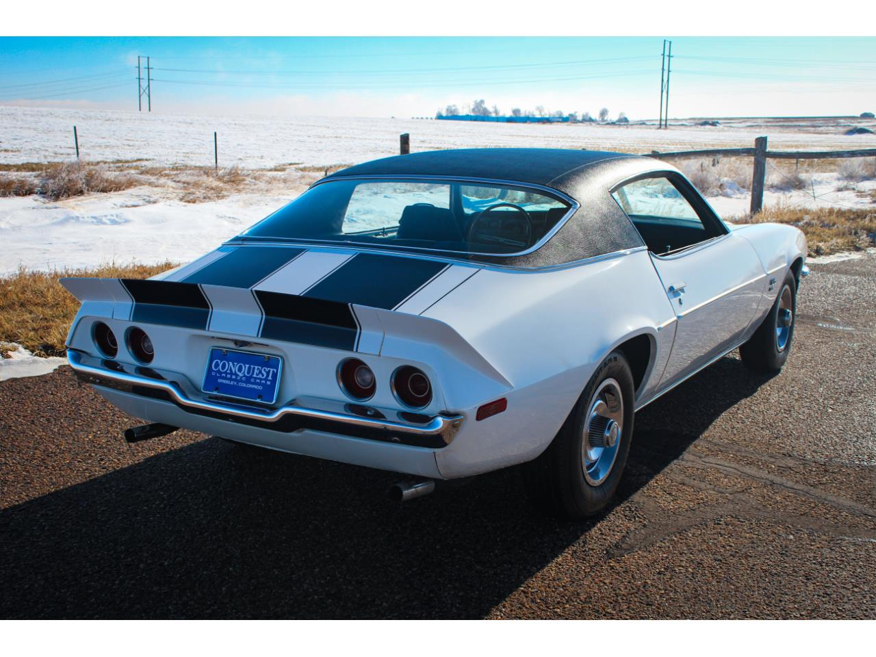 1971 Chevrolet Camaro (CC-1304062) for sale in Greeley, Colorado