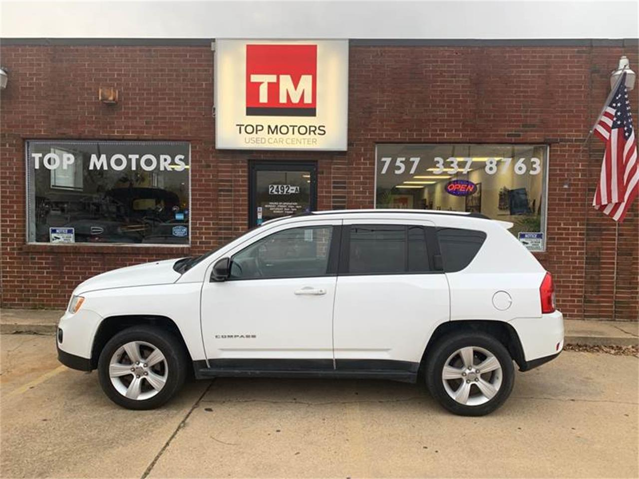 2011 Jeep Compass (CC-1304063) for sale in Portsmouth, Virginia