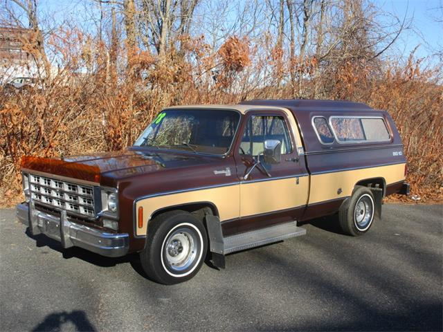 1978 Chevrolet Silverado (CC-1304086) for sale in Waterbury, Connecticut