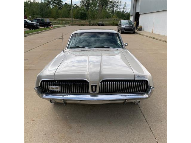 1967 Mercury Cougar (CC-1304090) for sale in Macomb, Michigan