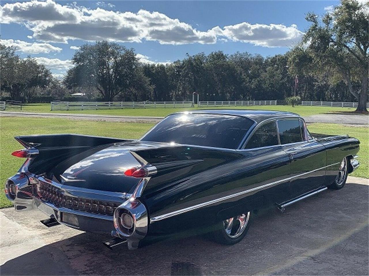 1959 Cadillac DeVille (CC-1304095) for sale in Macomb, Michigan