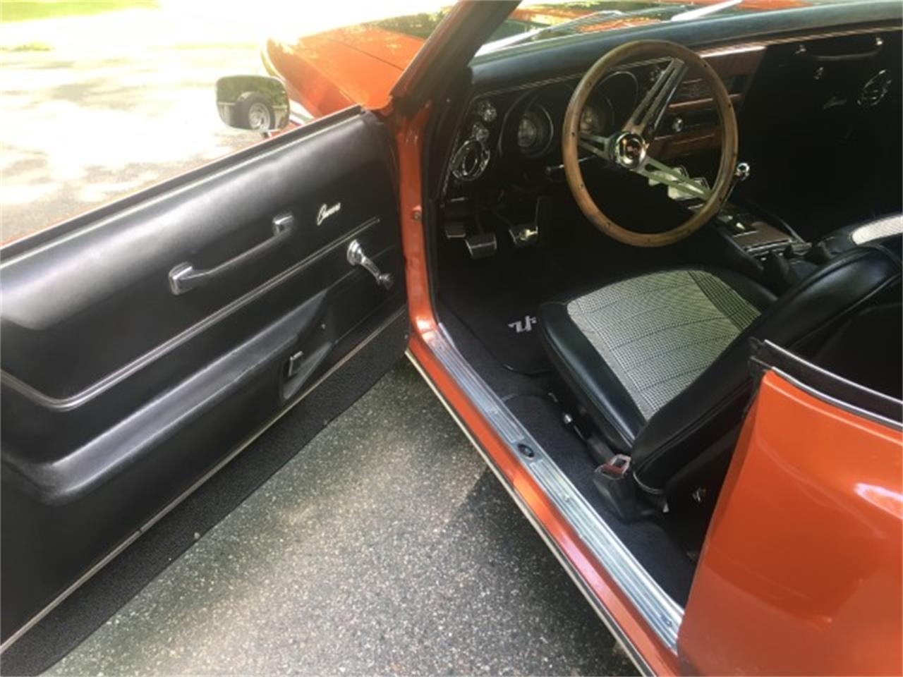 1968 Chevrolet Camaro Z28 (CC-1304096) for sale in Grand Rapids, Minnesota