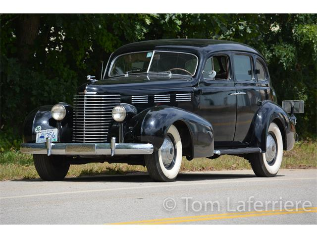 1938 Cadillac Series 60 (CC-1300410) for sale in Smithfield, Rhode Island