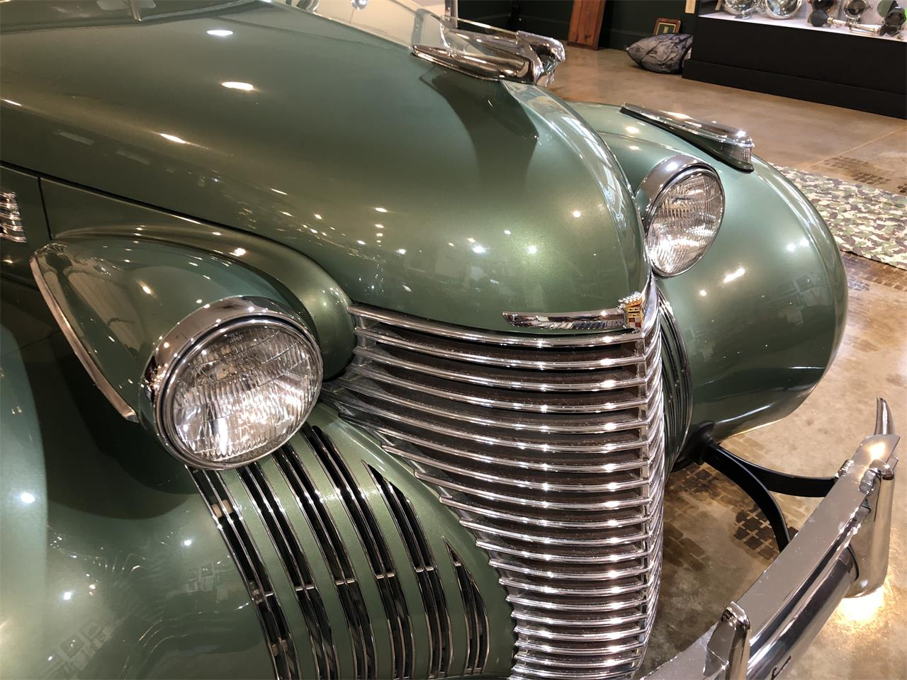 1940 Cadillac Series 62 (CC-1300411) for sale in Solon, Ohio