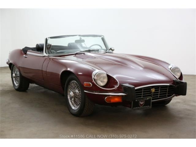 1974 Jaguar XKE (CC-1304118) for sale in Beverly Hills, California