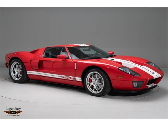 2006 Ford GT (CC-1304133) for sale in Halton Hills, Ontario