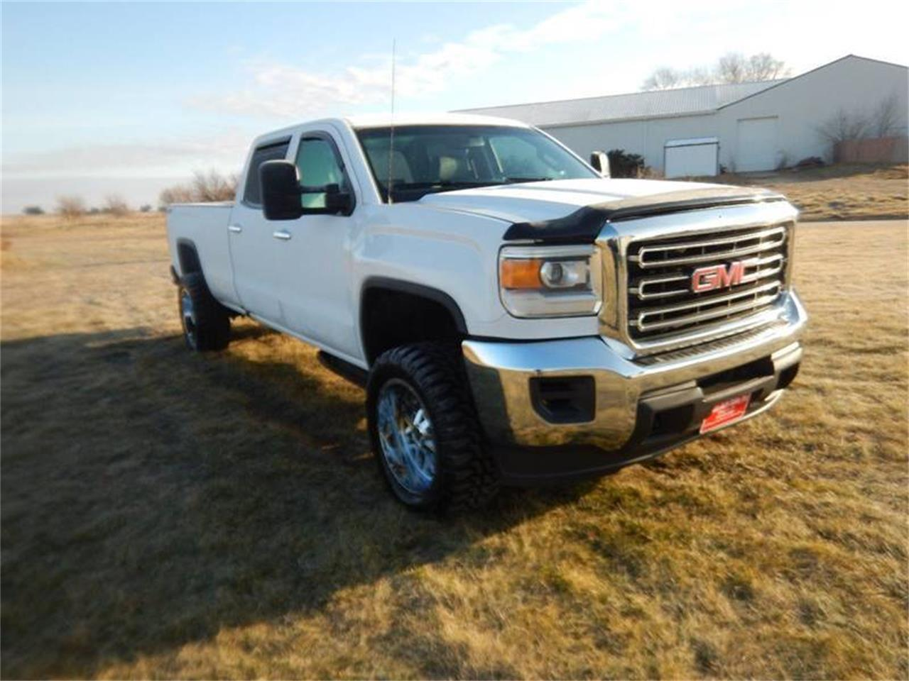 2015 GMC 2500 (CC-1304138) for sale in Clarence, Iowa