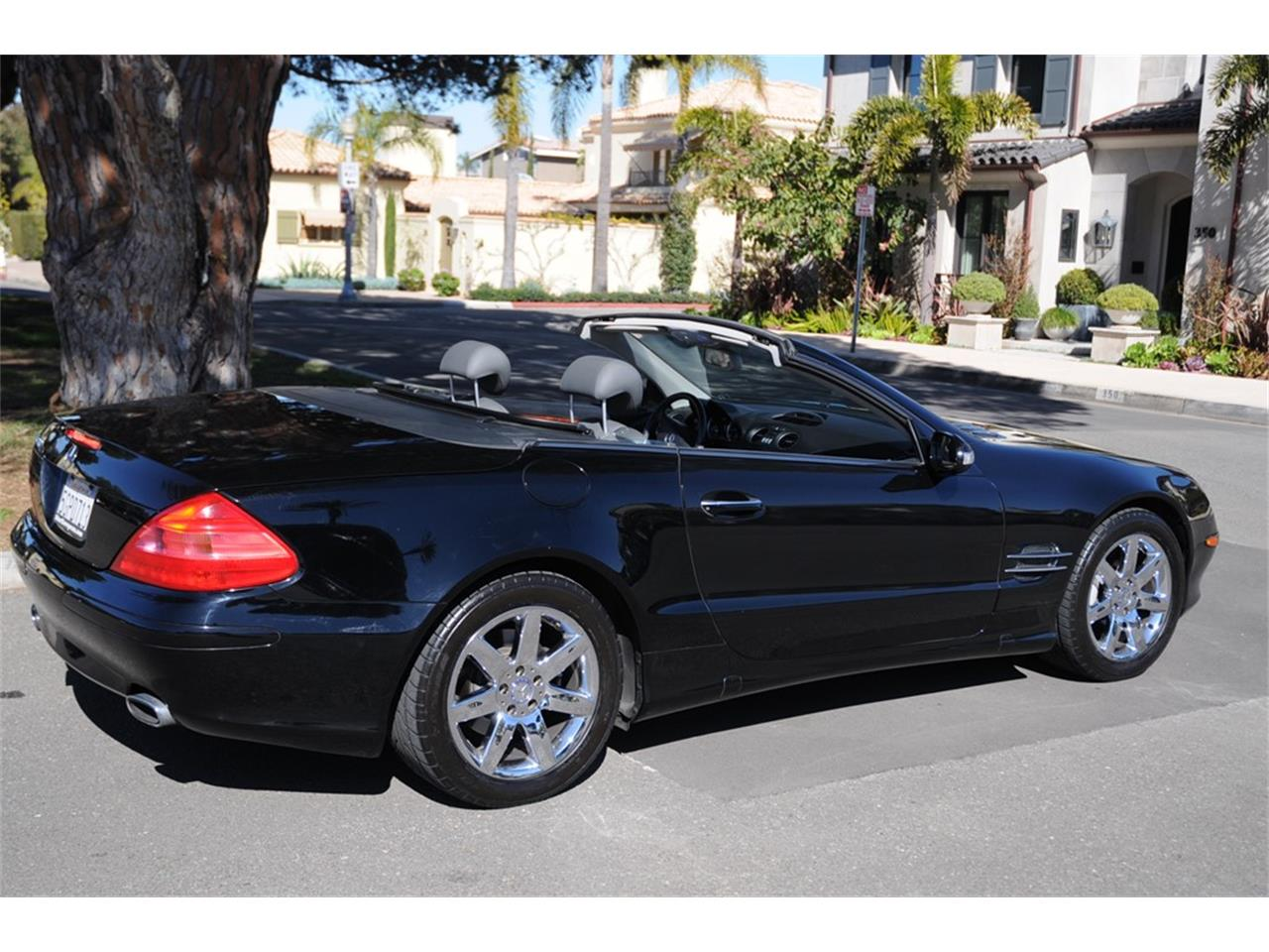 2003 Mercedes-Benz SL500 (CC-1300414) for sale in Costa Mesa, California