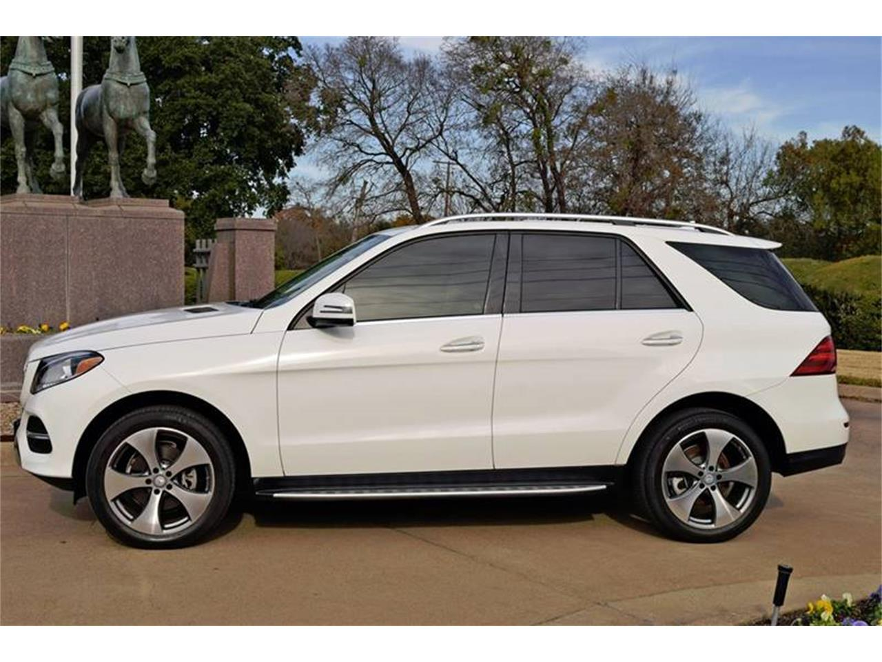 2016 Mercedes-Benz GL-Class (CC-1304145) for sale in Fort Worth, Texas