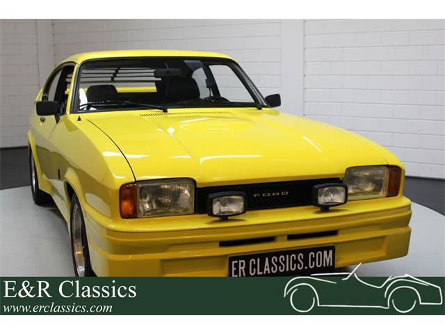 1977 Ford Capri (CC-1304148) for sale in Waalwijk, Noord-Brabant