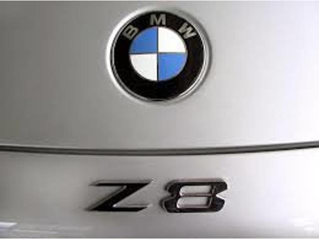 2002 BMW Z8 (CC-1304157) for sale in Scottsdale, Arizona