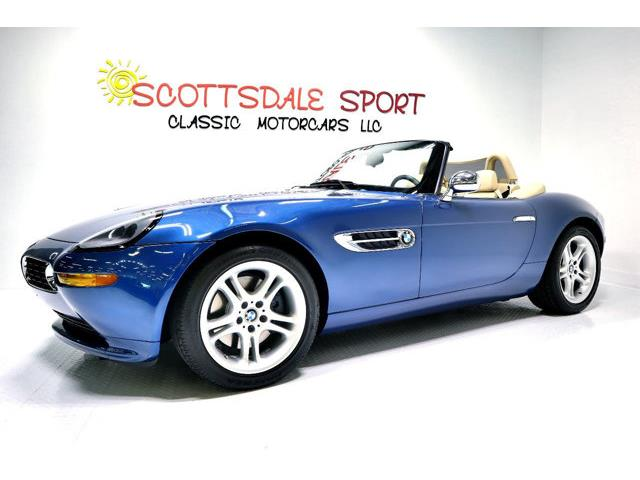 2002 BMW Z8 (CC-1304157) for sale in Scottsdale, Arizona