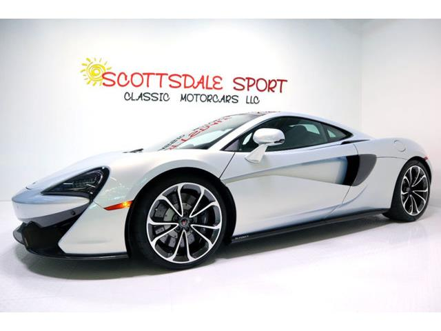 2017 McLaren 570GT (CC-1304159) for sale in Scottsdale, Arizona