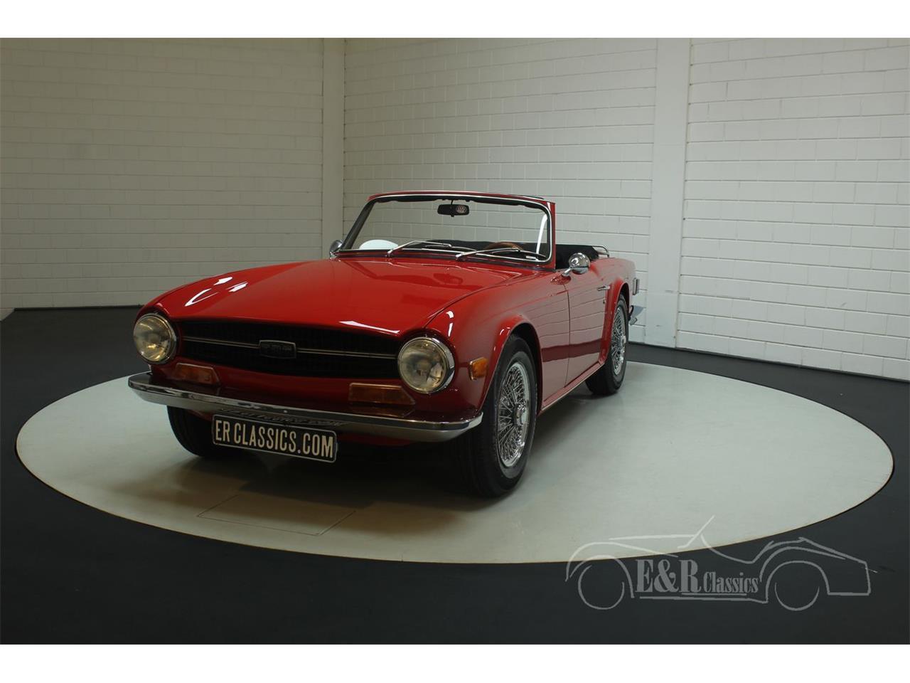 1969 Triumph TR6 (CC-1304166) for sale in Waalwijk, Noord-Brabant
