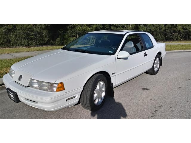 1990 Mercury Cougar XR7 (CC-1304171) for sale in Mount Dora, Florida