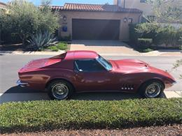 1969 Chevrolet Corvette Stingray (CC-1300418) for sale in San Diego, California