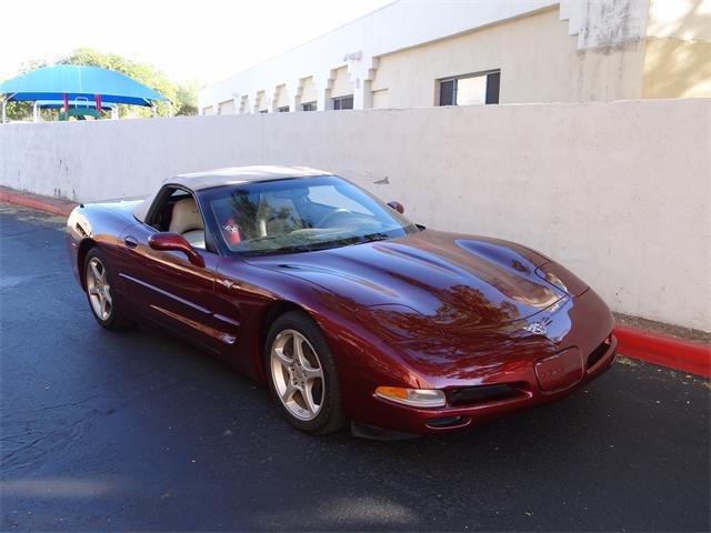 2003 Chevrolet Corvette (CC-1304196) for sale in Scottsdale, Arizona