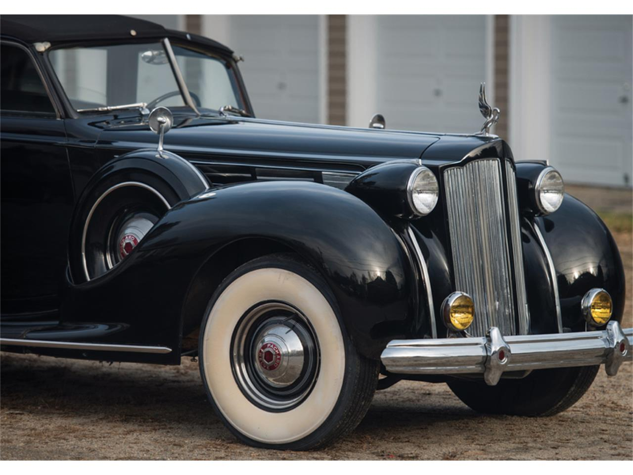 1938 Packard Twelve (CC-1300422) for sale in Smithfield, Rhode Island