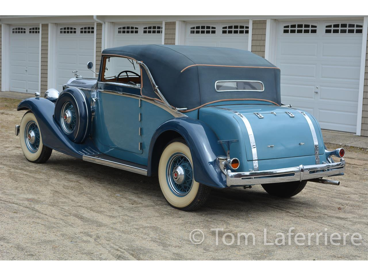 1933 Packard Eight (CC-1300423) for sale in Smithfield, Rhode Island