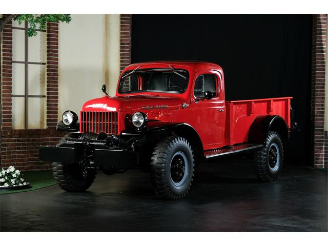 1949 Dodge Power Wagon (CC-1304235) for sale in Scottsdale, Arizona