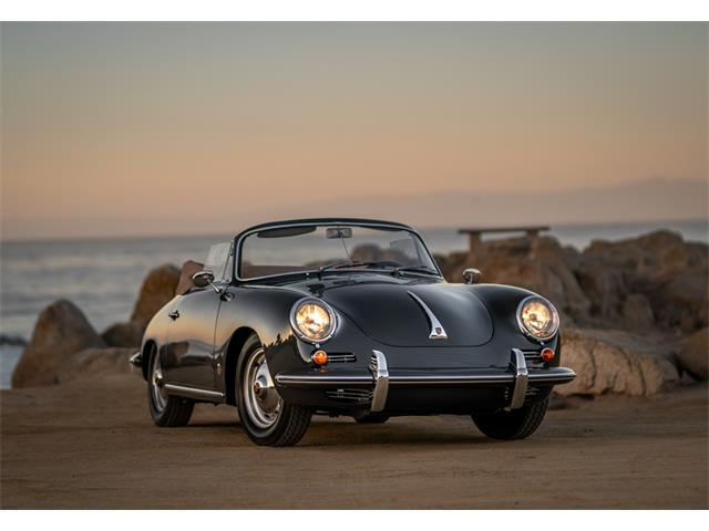 1963 Porsche 356B (CC-1300425) for sale in Monterey, California