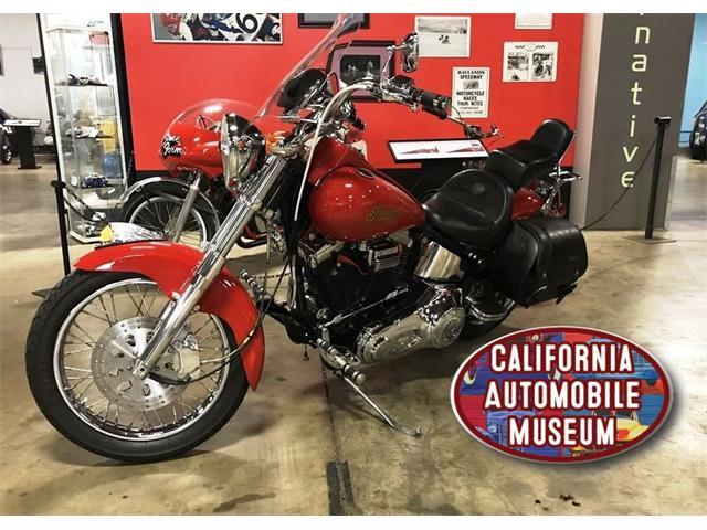 2001 Indian Scout (CC-1304270) for sale in Sacramento, California