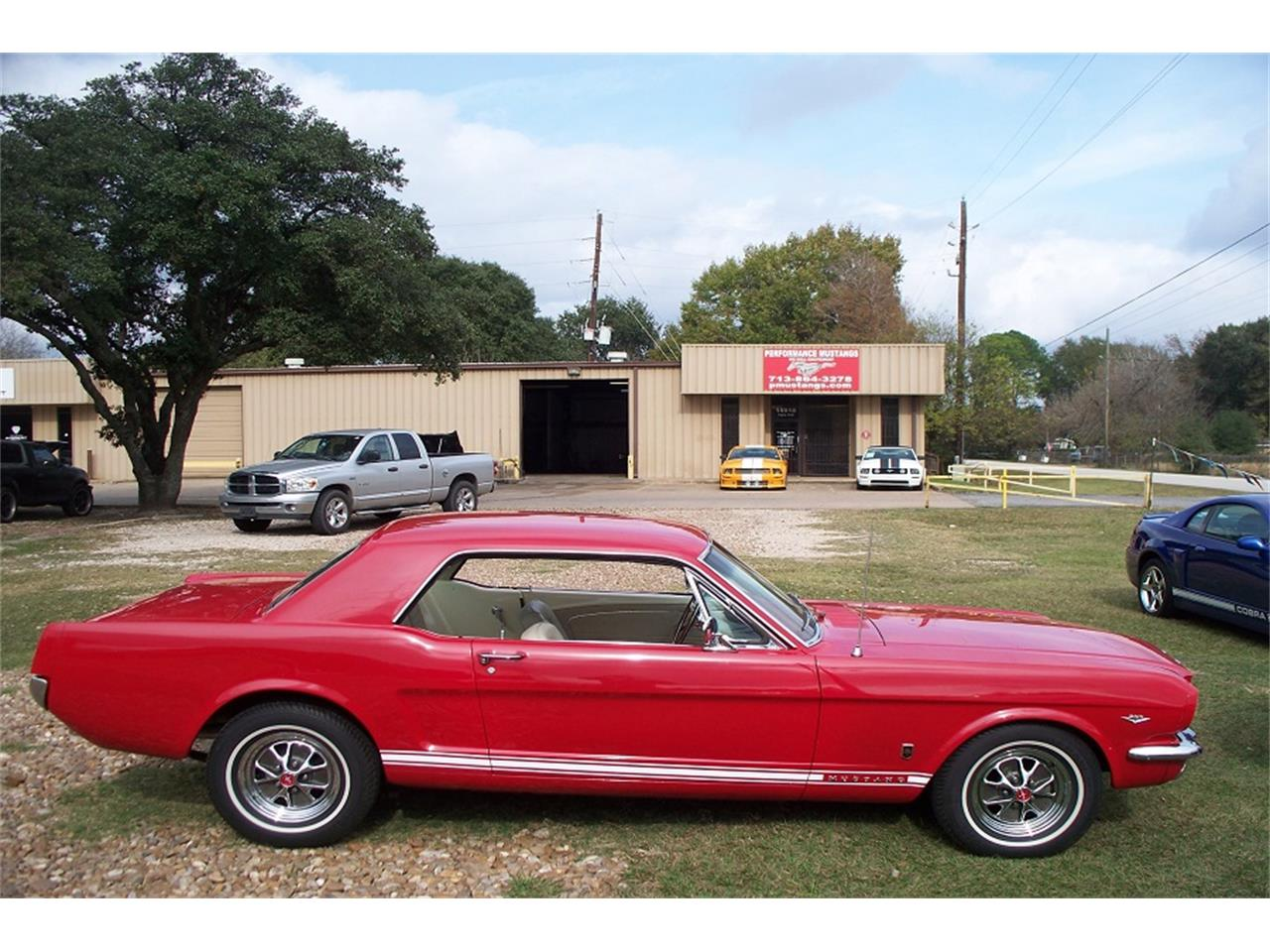 1966 Ford Mustang (CC-1304276) for sale in CYPRESS, Texas