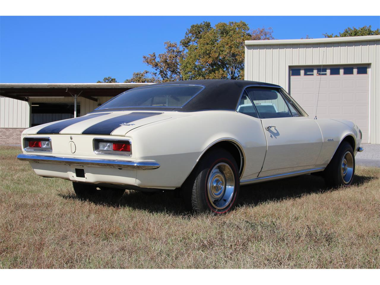 1967 Chevrolet Camaro Z28 (CC-1304277) for sale in Fort Smith, Arizona