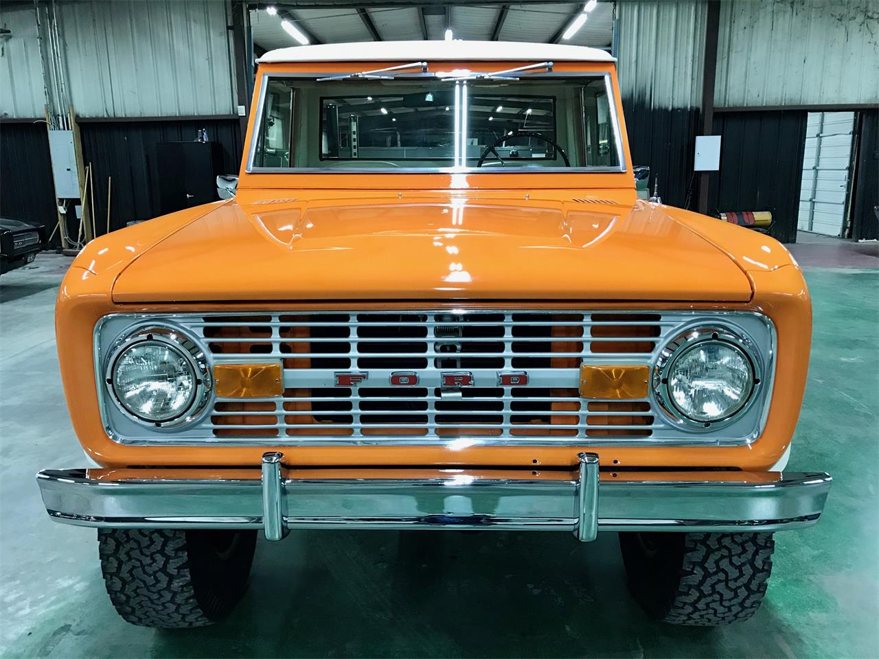 1976 Ford Bronco (CC-1304279) for sale in Sherman, Texas