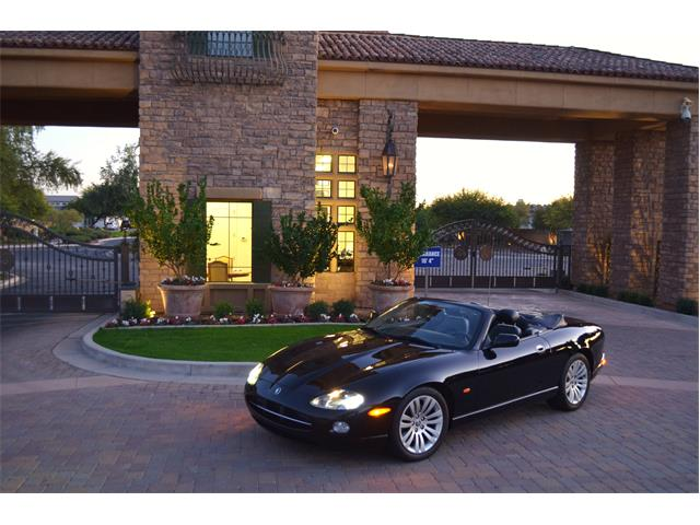 2005 Jaguar XK8 (CC-1300428) for sale in Chandler , Arizona