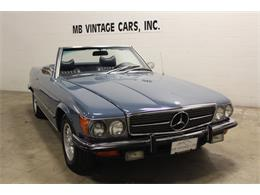 1972 Mercedes-Benz 350SL (CC-1304283) for sale in Cleveland, Ohio