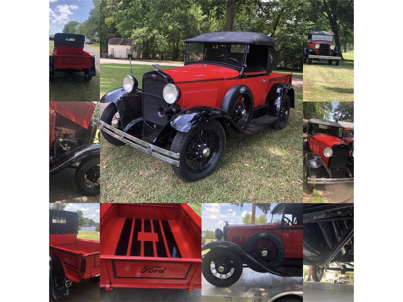 1930 Ford Model A (CC-1304291) for sale in THE WOODLANDS, Texas