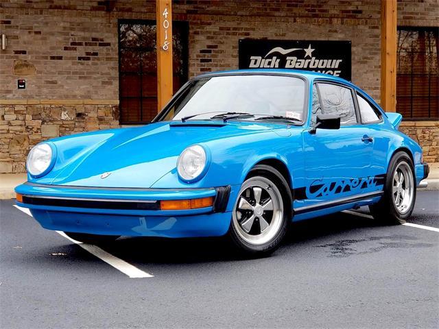1974 Porsche 911 (CC-1304292) for sale in Oakwood, Georgia