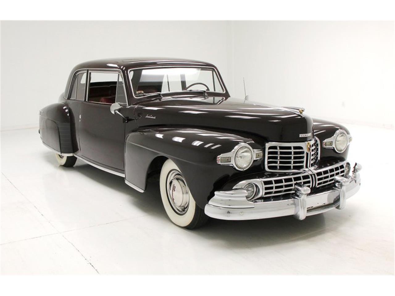 1948 Lincoln Continental (CC-1304303) for sale in Morgantown, Pennsylvania