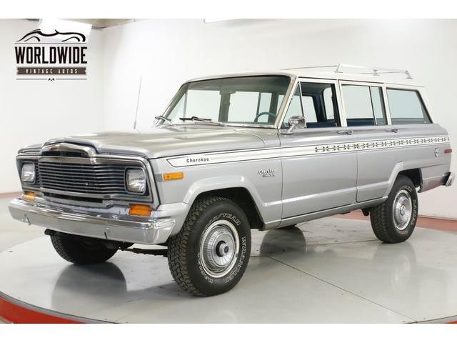 1979 Jeep Cherokee (CC-1304309) for sale in Denver , Colorado