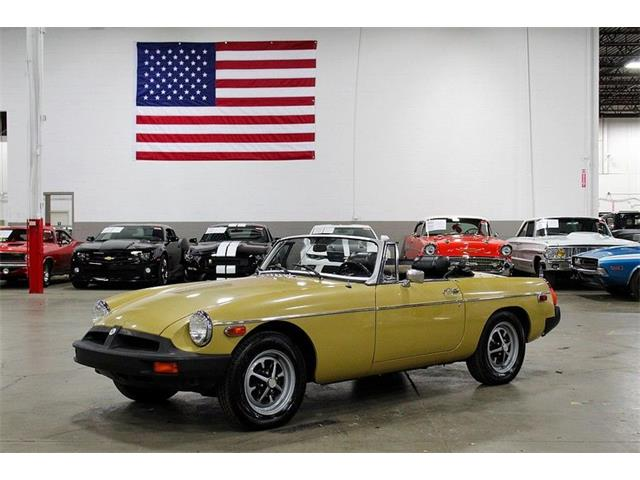 1975 MG MGB (CC-1304311) for sale in Kentwood, Michigan