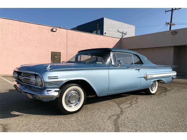 1960 Chevrolet Impala (CC-1304327) for sale in Scottsdale, Arizona